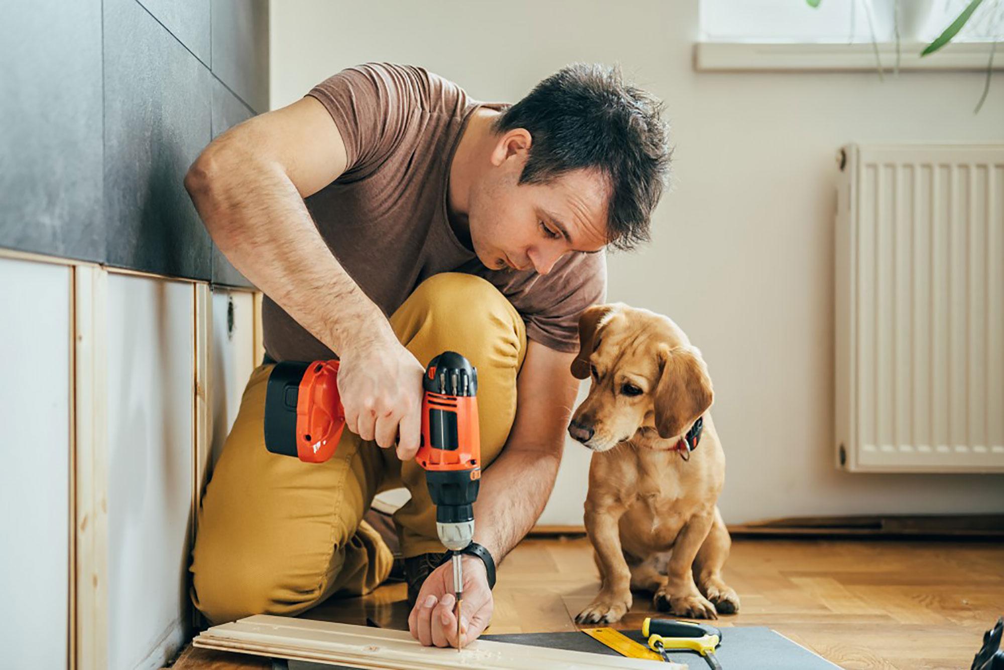 home improvement jobs