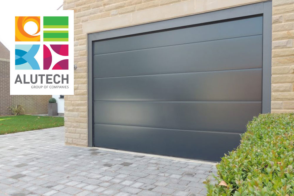 Alutech Trend Insulated Sectional Doors