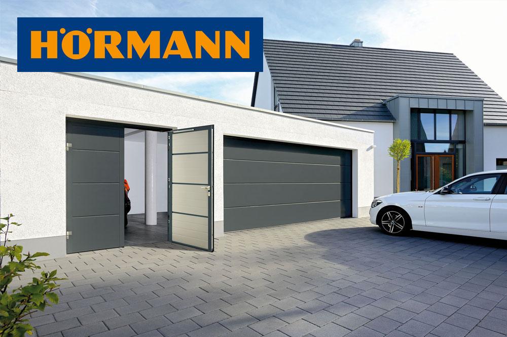 Hormann Insulated Sectional Doors