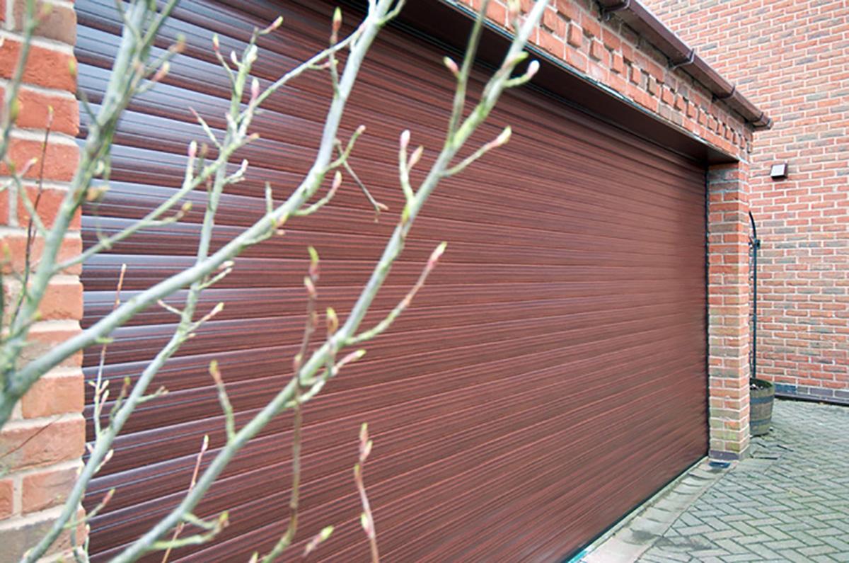 brown-double-garage-doors