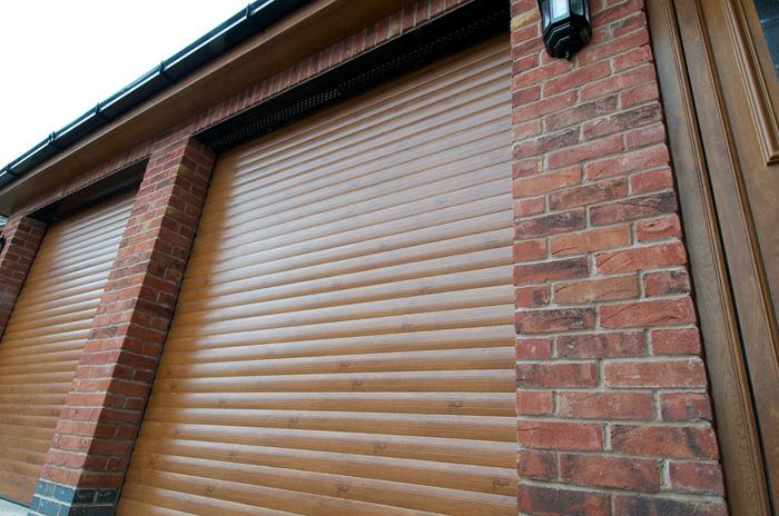 two-oak-garage-doors-